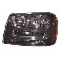 Chevrolet Traıl Blazer- 02/06 Far Lambası Sol Manuel Füme Sarı S