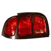 Ford Mustang- 96/98 Stop Lambası Sol Kırmızı Üst Çerçevesi İle B