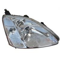 Honda Cıvıc- Hb- 02/03 Far Lambası Sağ Manuel Beyaz