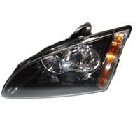 Ford Focus- Sd/Hb- 05/07 Far Lambası L Siyah Manuel/Elektrikli (