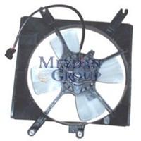Mazda 323- Famılıa- 97/98 Radyatör Fan Davlumbazı Komple 1.5Cc