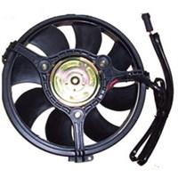 Audı A4- 95/99 Radyatör Fanı Motorlu 7Kanat