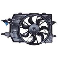 Ford Focus- 03/04 Radyatör Fanı Komple Kontrol Üniteli 1.8 Dızel