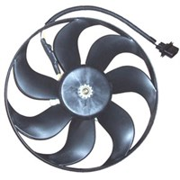 Volkswagen Lupo- 99/02 Radyatör Fanı Motorlu