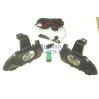 Mazda 3- Sedan- 03/06 Sis Lambası Sağ/Sol Set 2 Parça Oval Tip