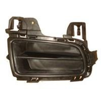 Mazda 6- Sedan- 07/09 Sis Lamba Kapağı Sağ Siyah Sis Deliksiz