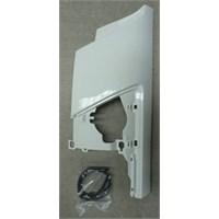 Isuzu Npr/Nkr 3D Kmy- 10/11 Ön Köşe Paneli Sol Beyaz Plastik