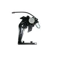 Honda Cıvıc- Sd- 96/98 Arka Cam Krikosu Sol Elektrikli/Motorlu