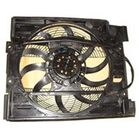 Bmw 5 Serı- E39- 95/98 Klima Fan Davlumbazı 3Pinli