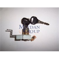 Mazda 626- Sedan/Hatchback- 89/91 Ön Kapı Kilit Şifresi Anahtarl