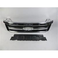 Ford Ranger- Pıck Up- 13/16 Ön Panjur Siyah Nikelaj Kaplamalı