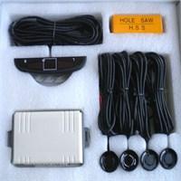 DR MET Üniversal Led Göstergeli Sesli Siyah Park Sensörü11402