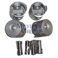 Mitsubishi Canter- Kamyon Fe635/659- 98/06 Piston Set 0.50 3.6/