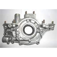 Honda Cıvıc- Sd- 02/04 Yağ Pompası 1.6Cc D16v