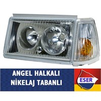 ESER SAĞ Tofaş Kuş Serisi Angel Tipi Komple Far+sinyal 49c001
