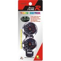 ModaCar Mini Termometre Ve Higrometre 450003