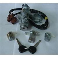 Honda Cıvıc- Hb- 92/95 Kontak Kilit Seti Termikli 3Kp