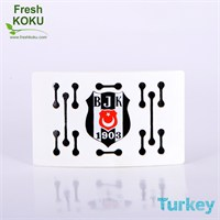 Fresh Koku Beşiktaş 43003B Fresh Oto Kokusu Beyaz, Fruity Melody