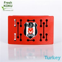 Fresh Koku Beşiktaş 43003 Fresh Oto Kokusu Kırmızı, Fruity Melody