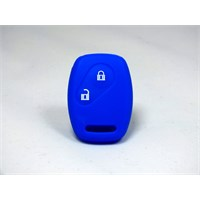 Gsk Honda City Anahtar Kabı Koruyucu Kılıf 2 Tuş ( Mavi )