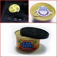 California Car Scents Limon&Mango Kokusu (Made in U.S.A.)