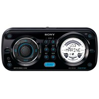 Sony CDX-HR910UI USB'li Su Geçirmez , UV Korumalı Marine Teyp