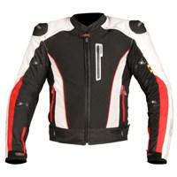 Prosev 7175 Sport Motosiklet Montu (Kırmızı-Siyah)
