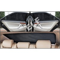 Chevrolet Captiva 2007Sonrası Lüks Takmatik Perde (5 Parça)