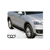 Bod Audi Q5 Hitit Silver Yan Koruma 2009-2016