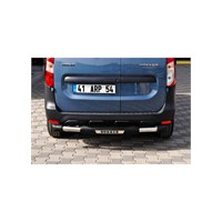 Bod Dacia Dokker Poliüretan+Krom Arka Koruma Bry-759