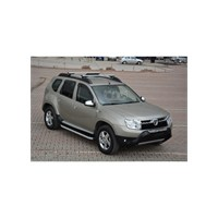 Bod Dacia Duster Polyguard Ön Koruma 2010-2015