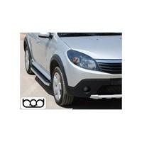 Bod Dacia Sandero Stepway Hitit Silver Yan Koruma 2007-2012