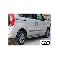 Bod Fiat Doblo Sport Yan Basamak Koruma Bariyeri 2010-2015