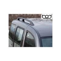 Bod Fiat Doblo Uzun Alüminyum Port Bagaj-Siyah 2001-2009