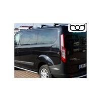 Bod Ford Tourneo Custom-Uzun Line Yan Koruma 2013-2015
