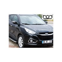 Bod Hyundai İx-35 Hitit X Silver Yan Koruma 2010-2015