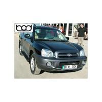 Bod Hyundai Santa-Fe Truva Yan Koruma 2006-2016