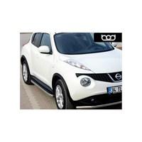 Bod Nissan Juke Hitit Silver Yan Koruma 2011-2015