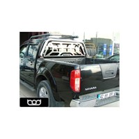 Bod Nissan Navara Single Rollbar (70Mm) Koruma 2005-2013