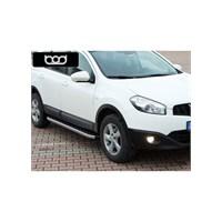 Bod Nissan Qashqai Hitit Silver Yan Koruma 2010-2014