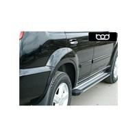 Bod Nissan X-Trail Gordion Yan Basamak Koruma 2002-2007
