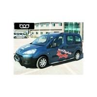 Bod Peugeot Partner Tepee Port Bagaj Siyah 2008-2015