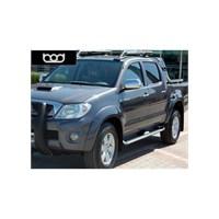 Bod Toyota Hilux Anatolia Diamond Yan Koruma 2005-2011