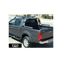 Bod Toyota Hilux Double Rollbar (70Mm) Koruma Bariyeri 2005-2011