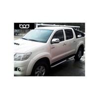 Bod Toyota Hilux Hitit-X Silver Yan Koruma 2012-2015