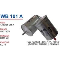 Wunder Vw Bora Tombul Tırnaklı Benzin Filtresi Oem No:1J0201511a