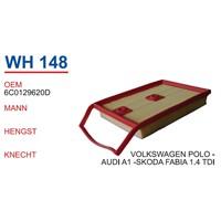 Wunder Skoda Fabia 1.4 Tdı Hava Filtresi Oem No:6C0129620d