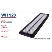 Wunder Hyundaı İ10 Yeni Model Hava Filtresi Oem No:28113-B9000
