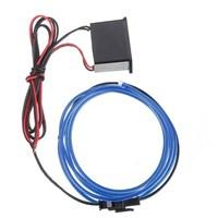 Tsc 3 Metre Neon Kablo Torpido İçin 12 Volt
