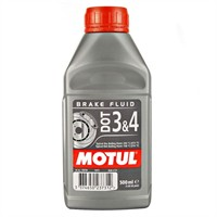 Motul DOT 3&4 Fren Hidroliği 0.5 Litre